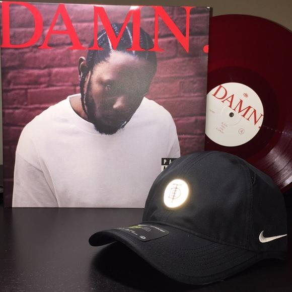 9ad533f5 Nike Accessories | X Tde X Kendrick Lamar X Damn Drifit Hat | Poshmark